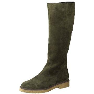 Gabor Klassischer Stiefel grün