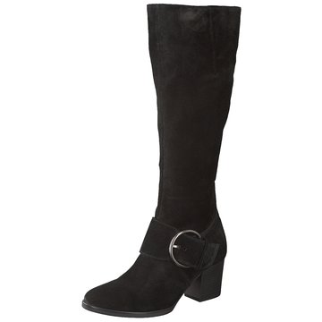 Gabor comfort Overknee Stiefel schwarz
