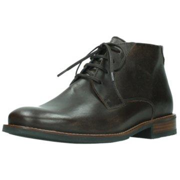 Wolky Komfort Stiefel schwarz