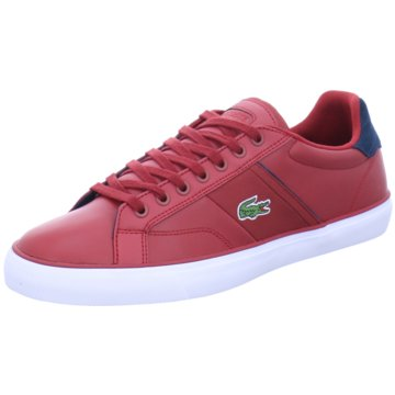 Lacoste -  rot