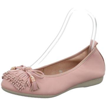 La Ballerina Klassischer Ballerina rosa