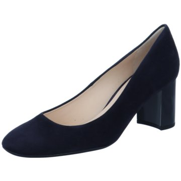 Högl Modische Pumps blau