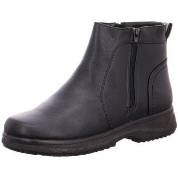Hengst Footwear Stiefelette schwarz