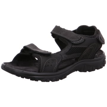 Sana Vital Komfort Schuh schwarz