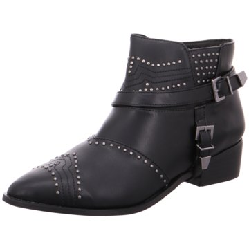 La Strada Modische Stiefeletten schwarz
