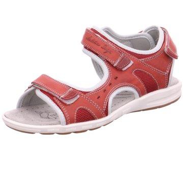 Hengst Footwear Komfort Sandale rot