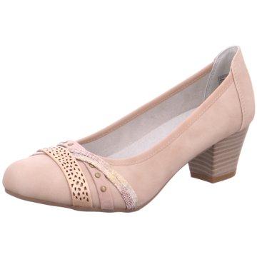 Hengst Footwear Klassischer Pumps rosa