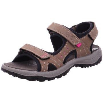 Imac Komfort Sandale beige