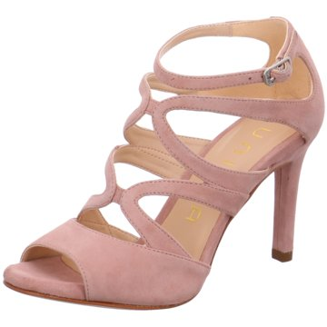 Unisa Modische High Heels rosa