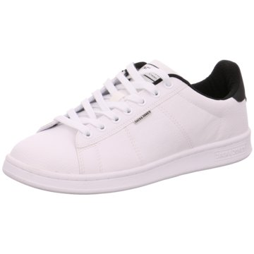 Jack & Jones Sneaker Low weiß