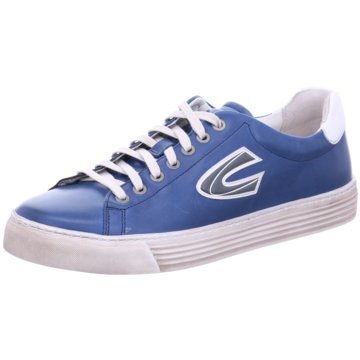 camel active Sneaker Low blau