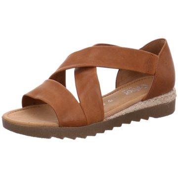Gabor Sandale braun