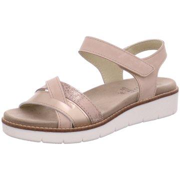 Longo Sandale rosa