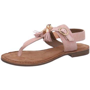Lazamani Modische Sandaletten rosa