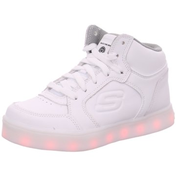 Skechers Sneaker High weiß
