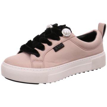 Karl Lagerfeld Sneaker Low rosa