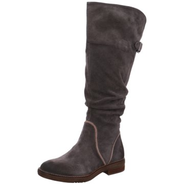 Be Natural Komfort Stiefel grau
