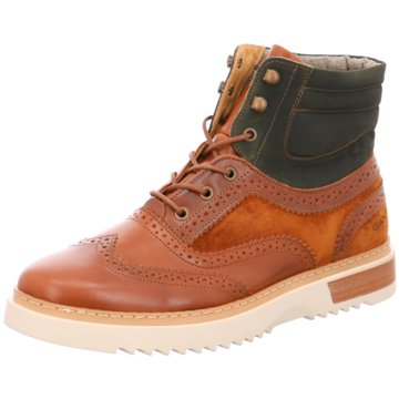 Gant Boots Collection braun