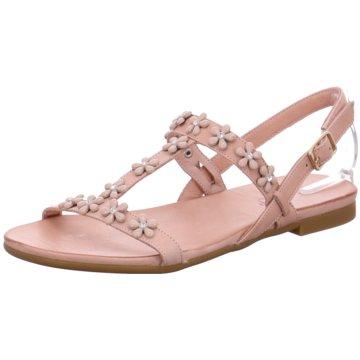 Inuovo Modische Sandaletten rosa