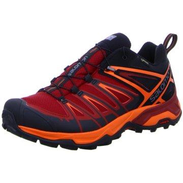Salomon Trailrunning orange