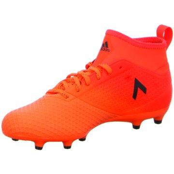 adidas Nocken-Sohle orange