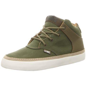 Djinns Sneaker High grün