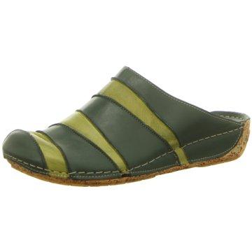 Gemini Clog grün