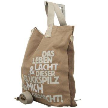 Adelheid Shopper beige