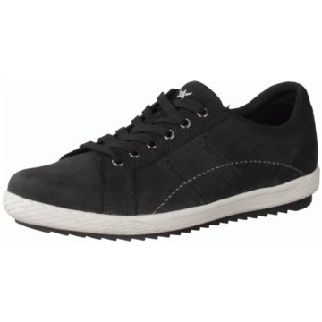 Ecco Sneaker Low schwarz