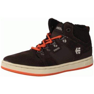 Etnies Sneaker High braun