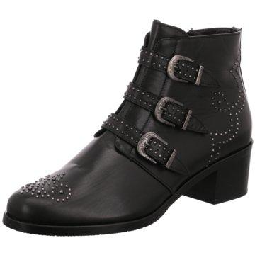 Maripé Modische Stiefeletten schwarz