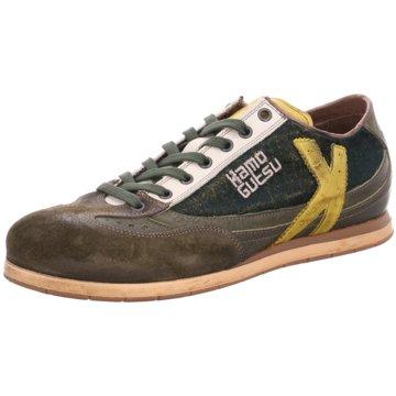 Kamo-Gutsu Sneaker Low grün