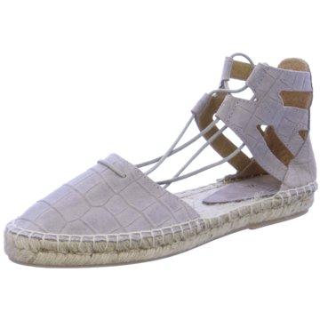 SPM Shoes & Boots Modische Sandaletten grau
