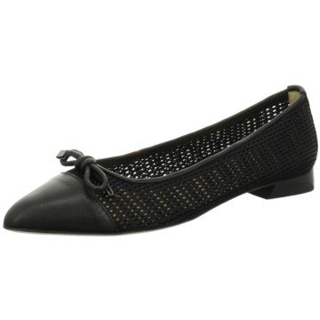 Brunate Eleganter Ballerina schwarz
