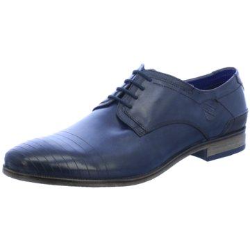 Bugatti Business Outfit blau