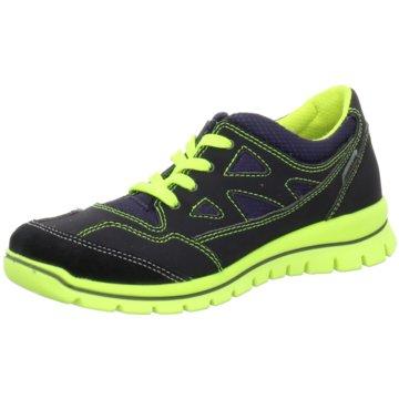 adidas Sportlicher Schnürschuh blau