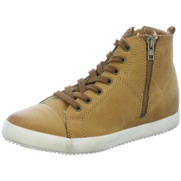 Tamaris Sneaker High braun