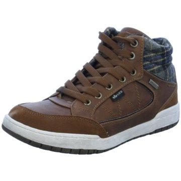 Brütting Sneaker High braun