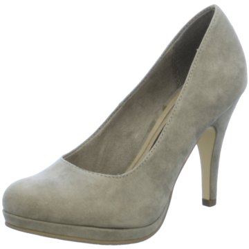 Tamaris - Pumps -  beige