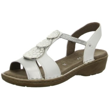 Jenny Komfort Sandale grau
