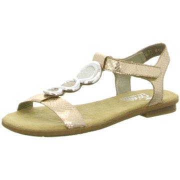 Rieker Sandale beige