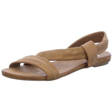 MACA Modische Sandaletten braun