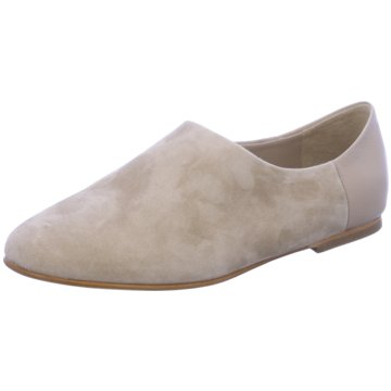 The Seller Klassischer Slipper grau