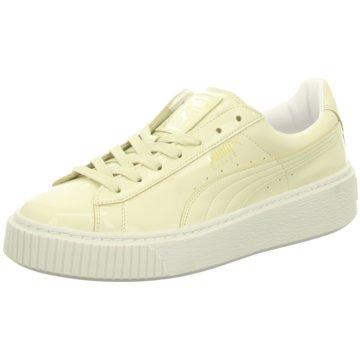 Puma Sneaker Low beige