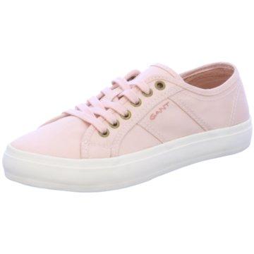 Gant Sneaker Low rosa