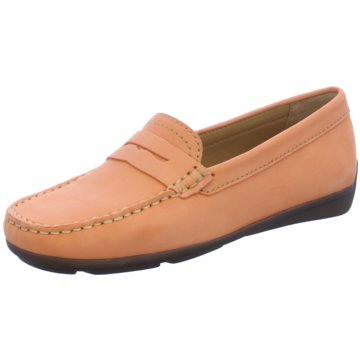 Wirth Mokassin Slipper coral