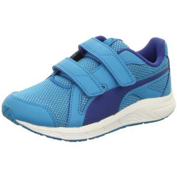 Puma Trainings- und Hallenschuh blau