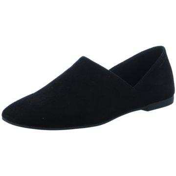 Vagabond Modische Slipper schwarz