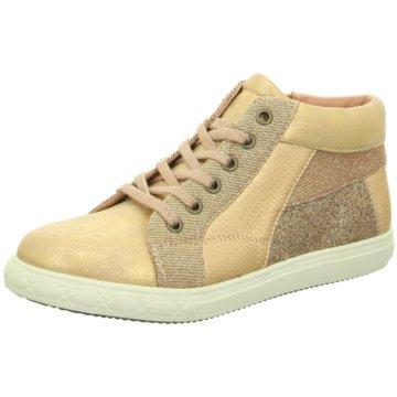 Supremo Sneaker High gold
