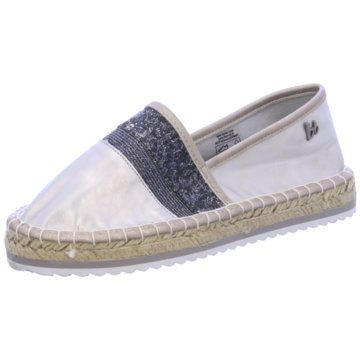 I love Candies Espadrille grau